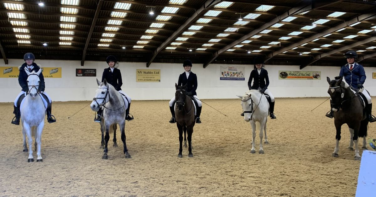 Harrogate school reaches national equestrian championships