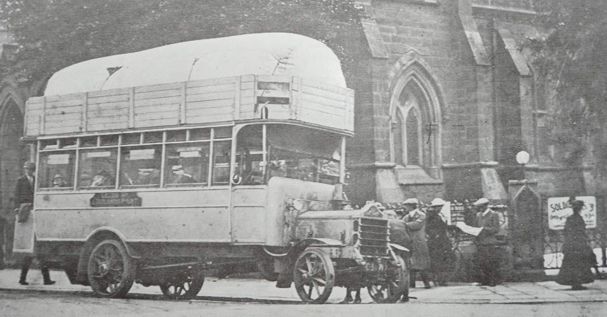 Malcolm Neesam History: Harrogate's gas-powered buses