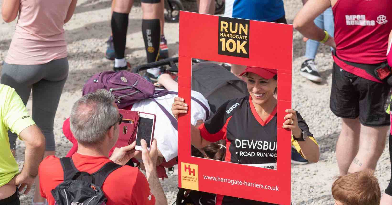 Run Harrogate 10k is back – with a life-saving cause to support