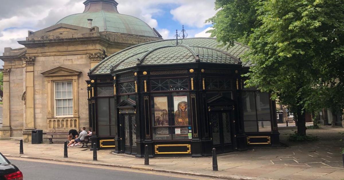 The Royal Pump Room Museum, Harrogate.