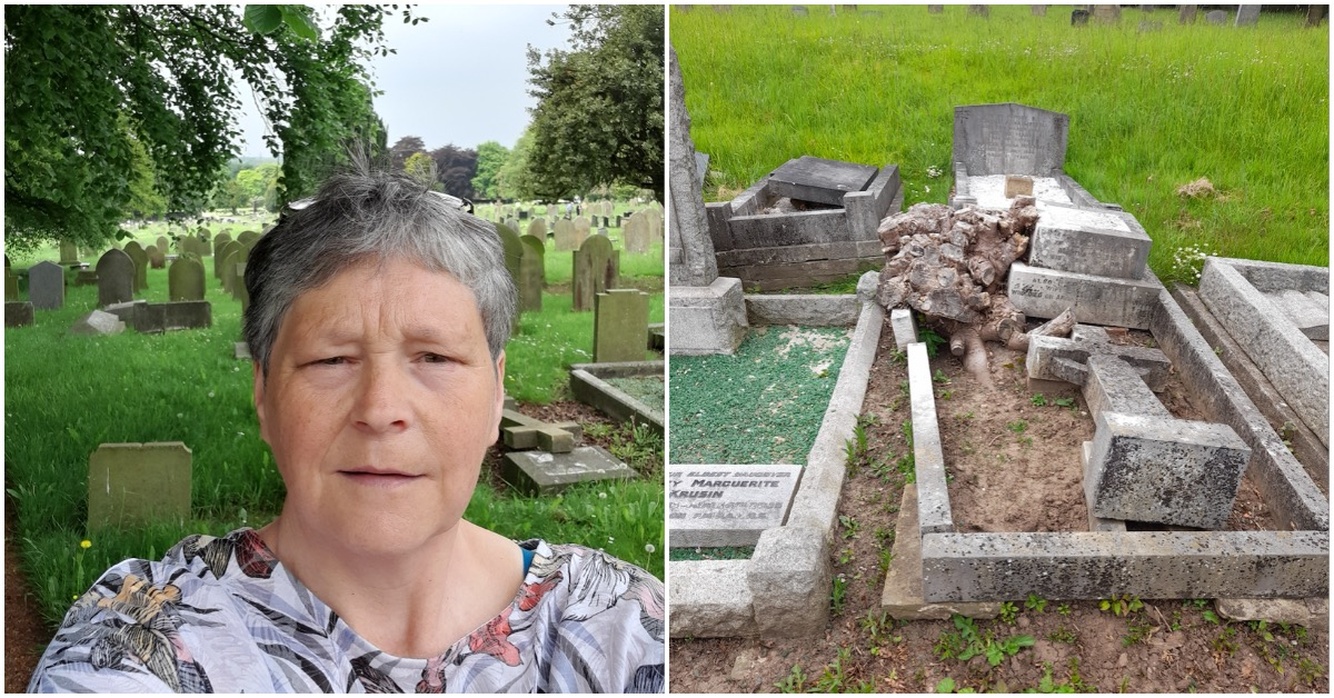 Volunteer who's looked after Knaresborough Cemetery for years retires
