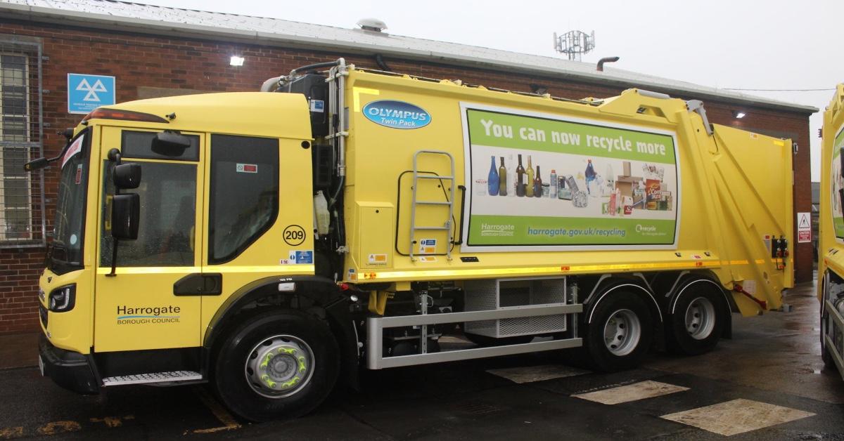 Covid outbreak delays Harrogate council bin collections