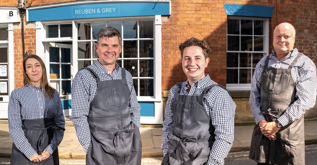 Wine shop with local ethos opens in Knaresborough