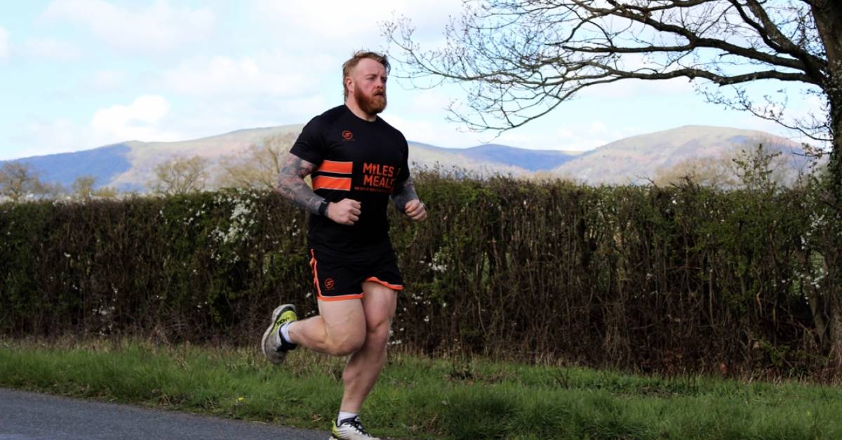 Ex-Ripon Grammar student completes 48 marathons in 48 days