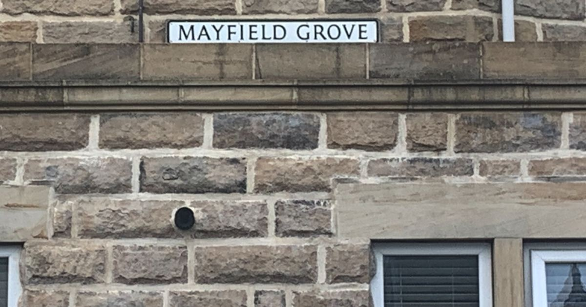 A decade worth of monthly police visits to Mayfield Grove house