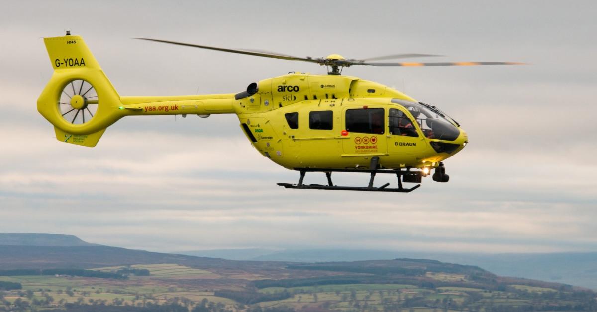 Yorkshire Air Ambulance issues hoax call warning