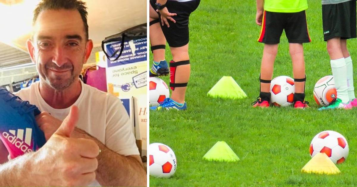 Harrogate Town coach launches football boots appeal for kids in need