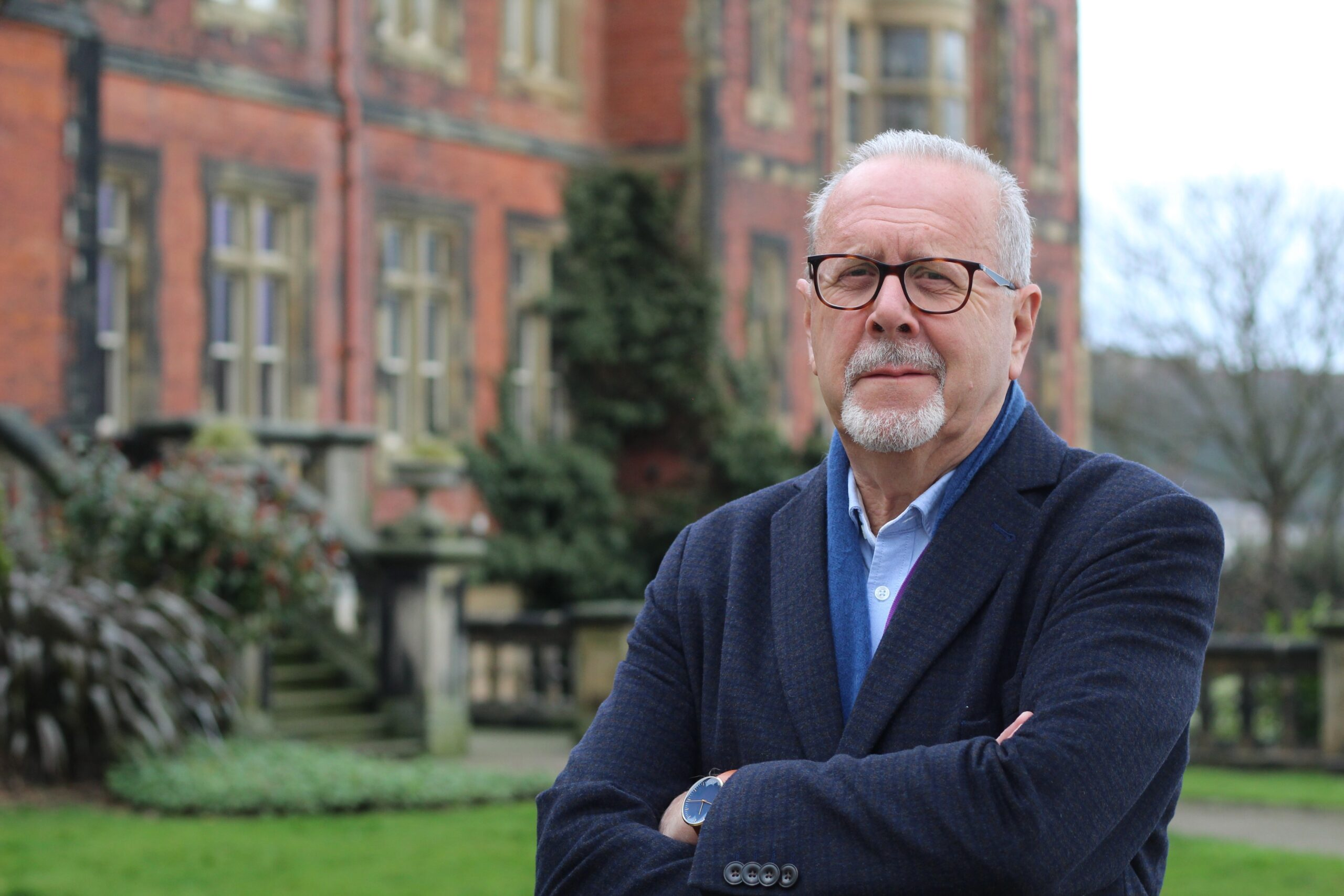 Cllr Steve Siddons, leader of Scarborough Borough Council.
