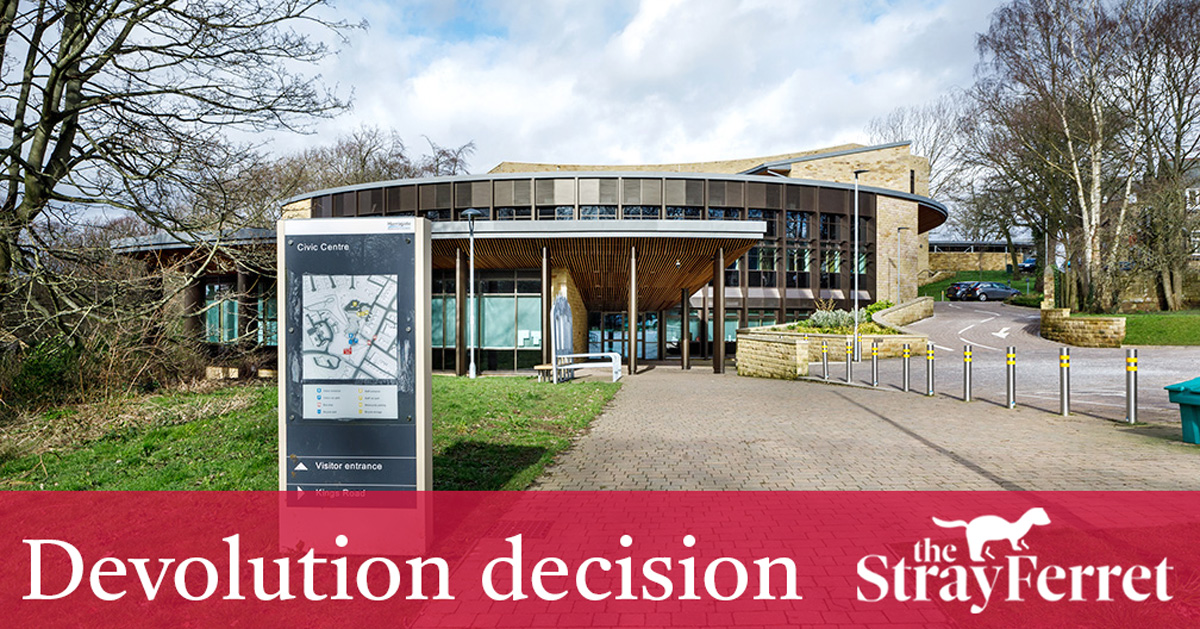 Devolution: A seismic week for Harrogate and North Yorkshire