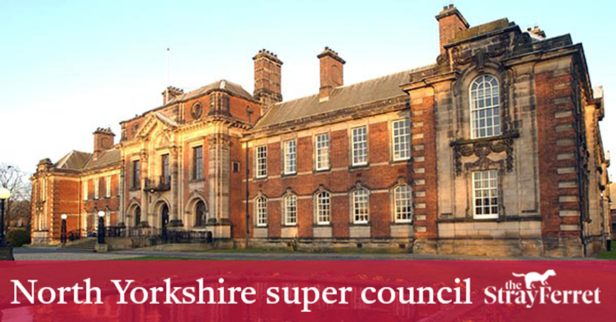 What will one super council for North Yorkshire look like?