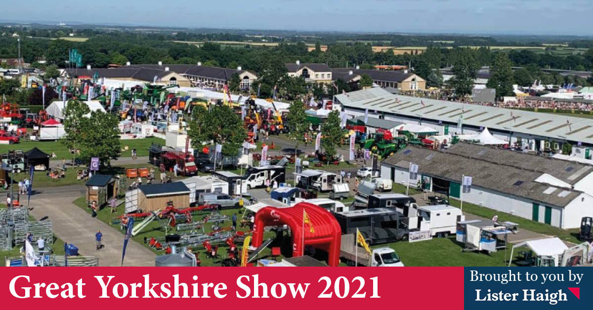 WATCH: The best bits of the Great Yorkshire Show 2021