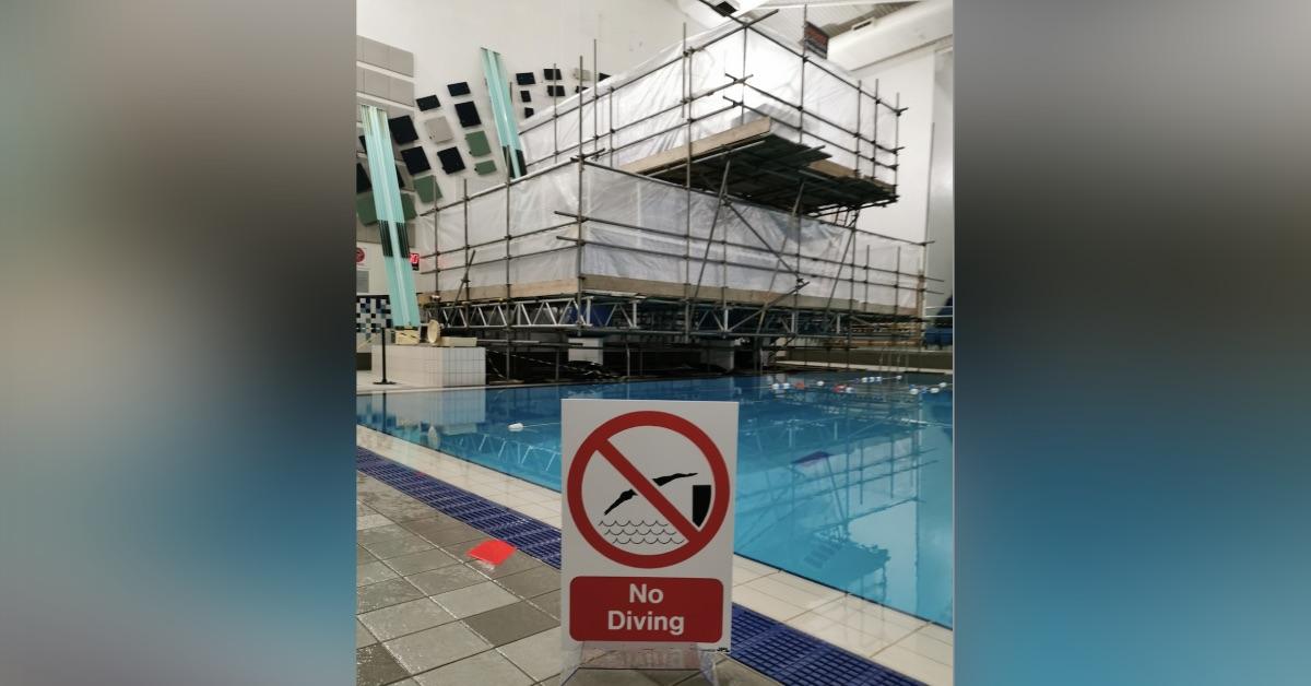 Harrogate council set to build new diving platform at Hydro