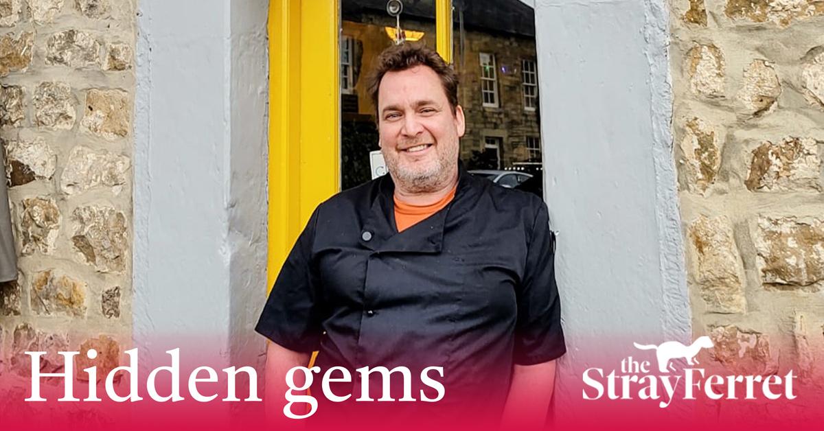 Funky yellow Masham cafe a 'hidden gem' for more than veggies