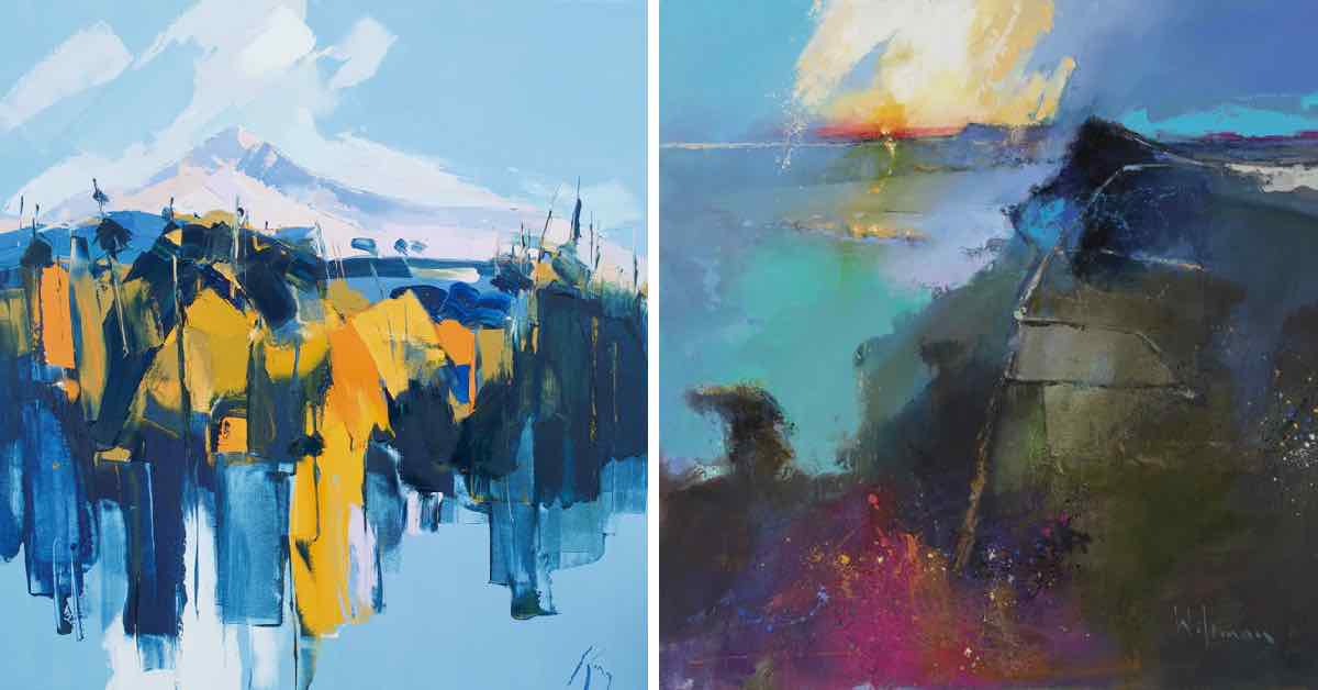 Joint contemporary art exhibition opens in Harrogate