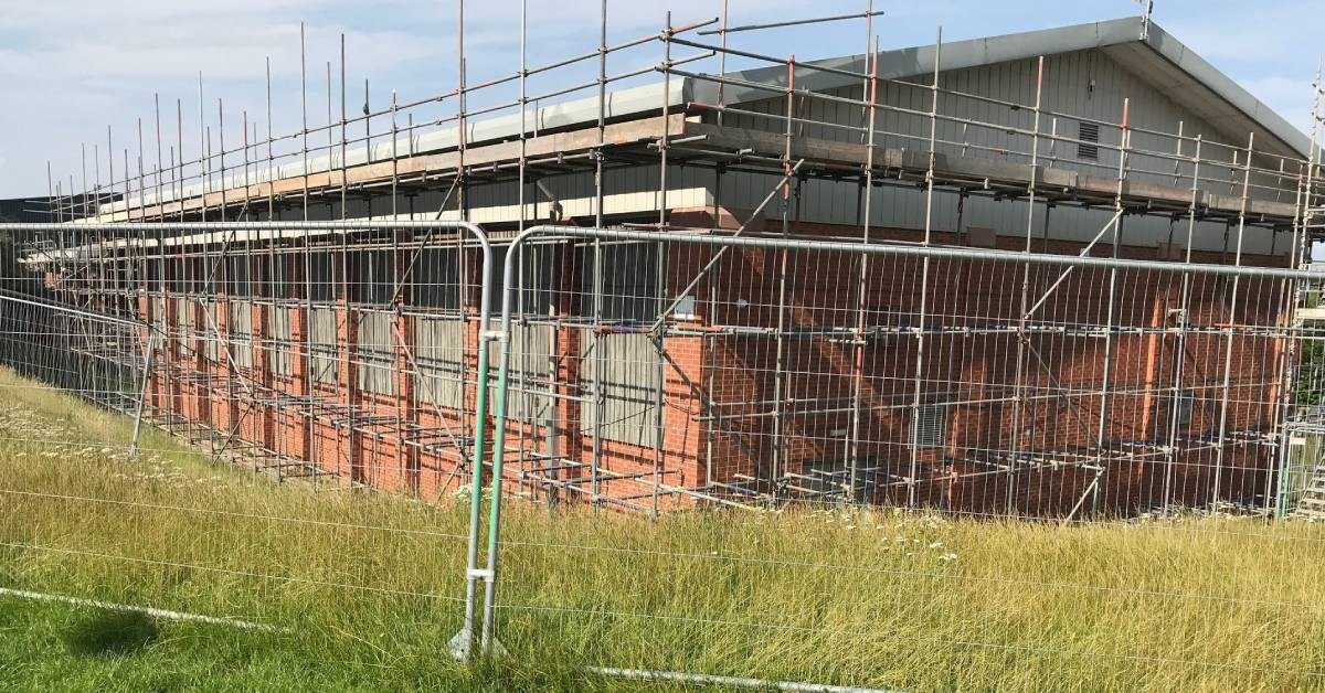 Another councillor calls for sinkhole study into Ripon leisure centre
