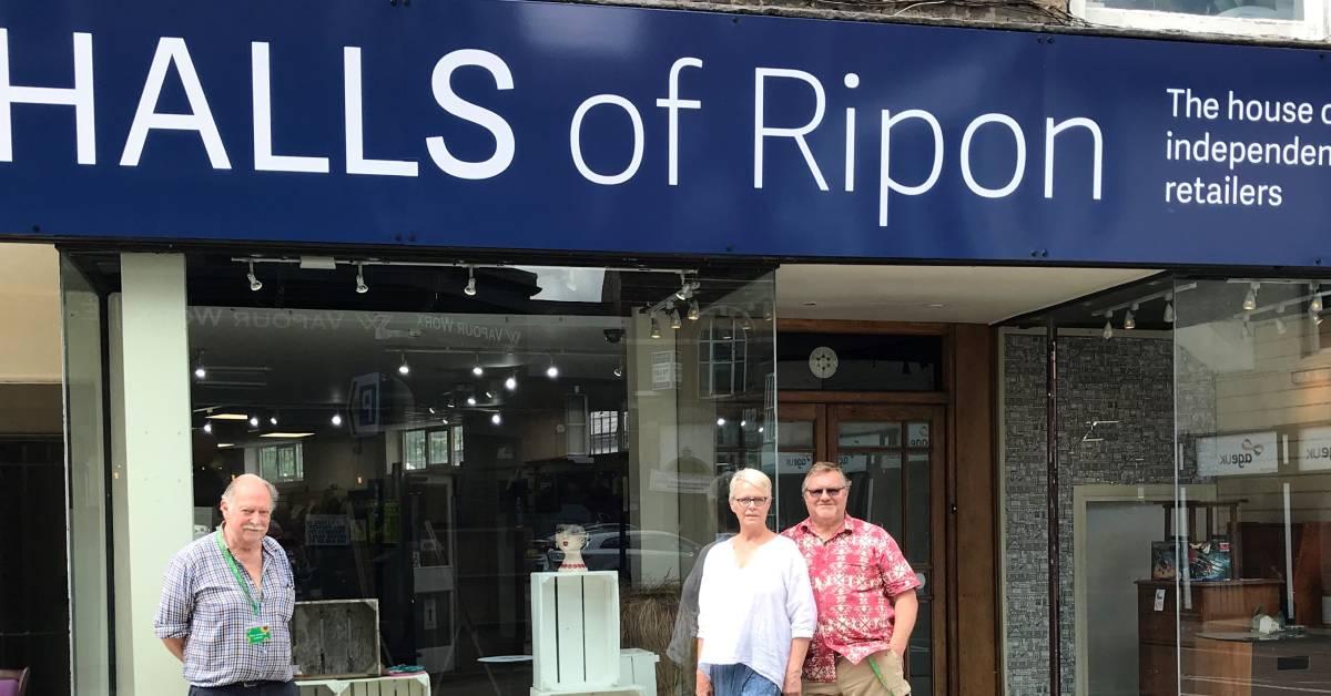 Sneak peek: The return of Ripon's department store
