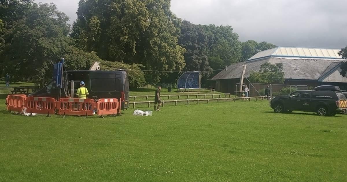 Knaresborough campaigner: 'This park will be lost unless we speak up'