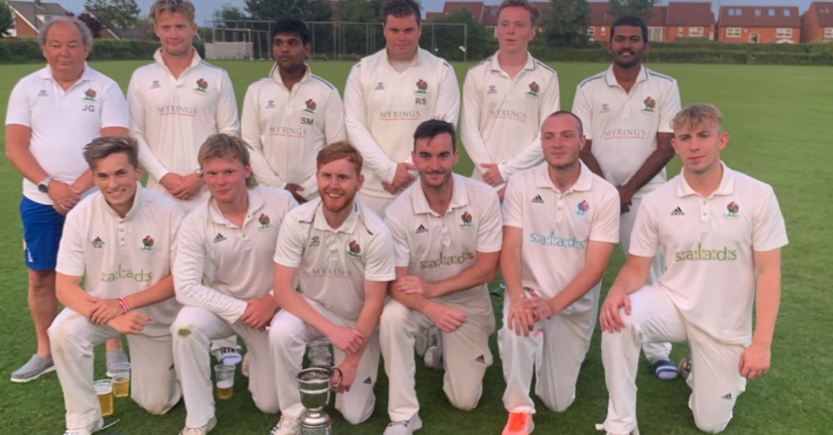 Harrogate Cricket Club cruises to Addison Cup triumph in Knaresborough