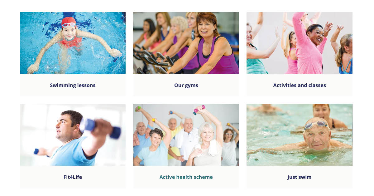 Council's new leisure company to focus on health and wellbeing