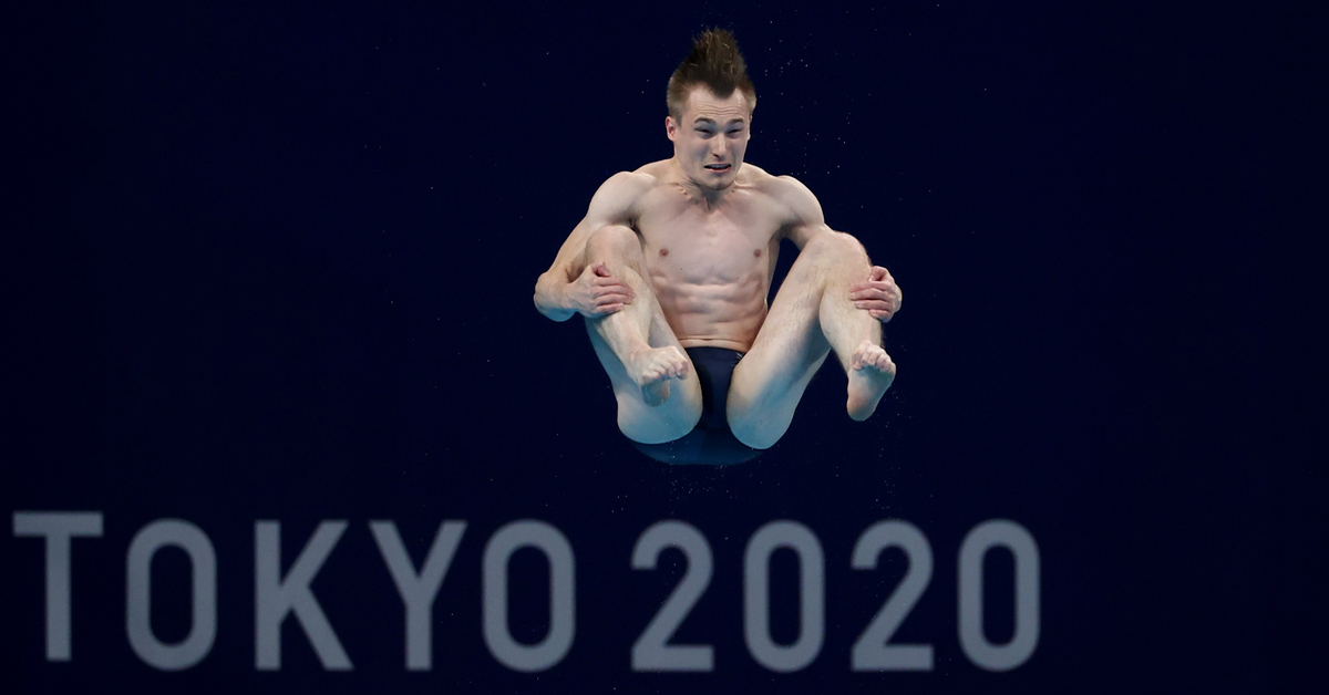 Ripon's Jack Laugher in Olympic diving final