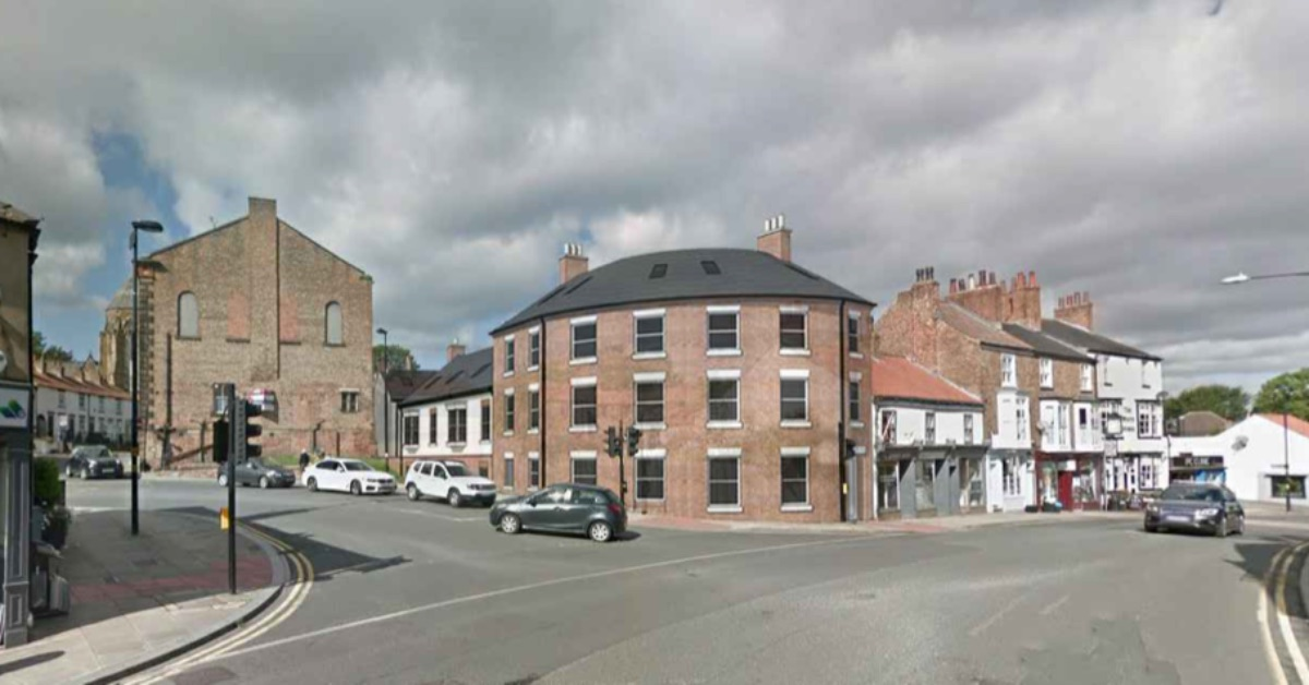 Two year wait for planning decision forces appeal over Ripon townhouses