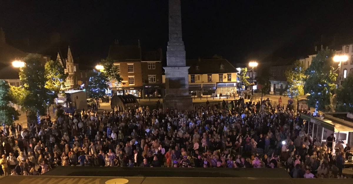 The Last Night of the Proms – Ripon style
