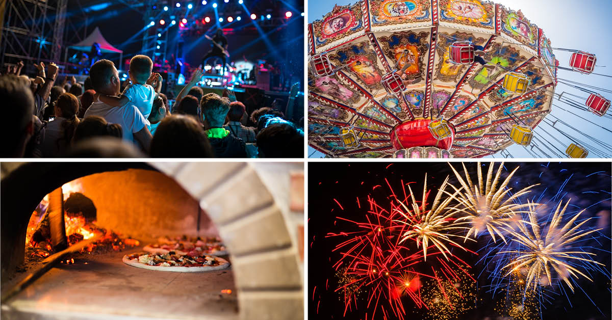 August Bank Holiday Weekend: 14 things to do from festivals to fireworks