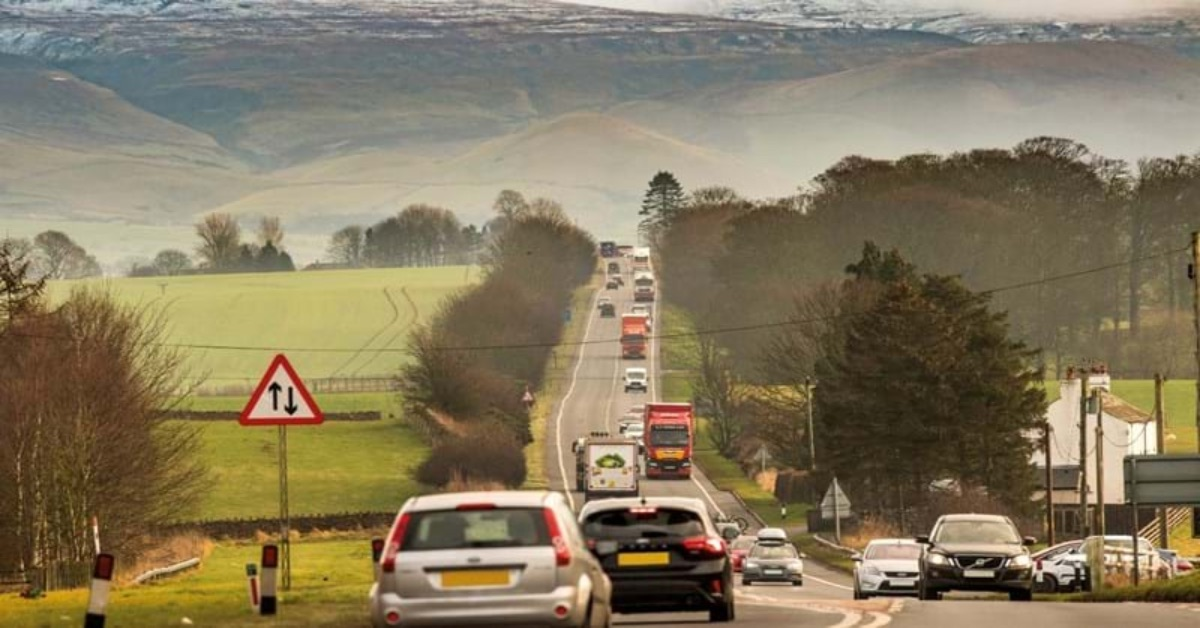 £1billion bid launched to dual all of A66