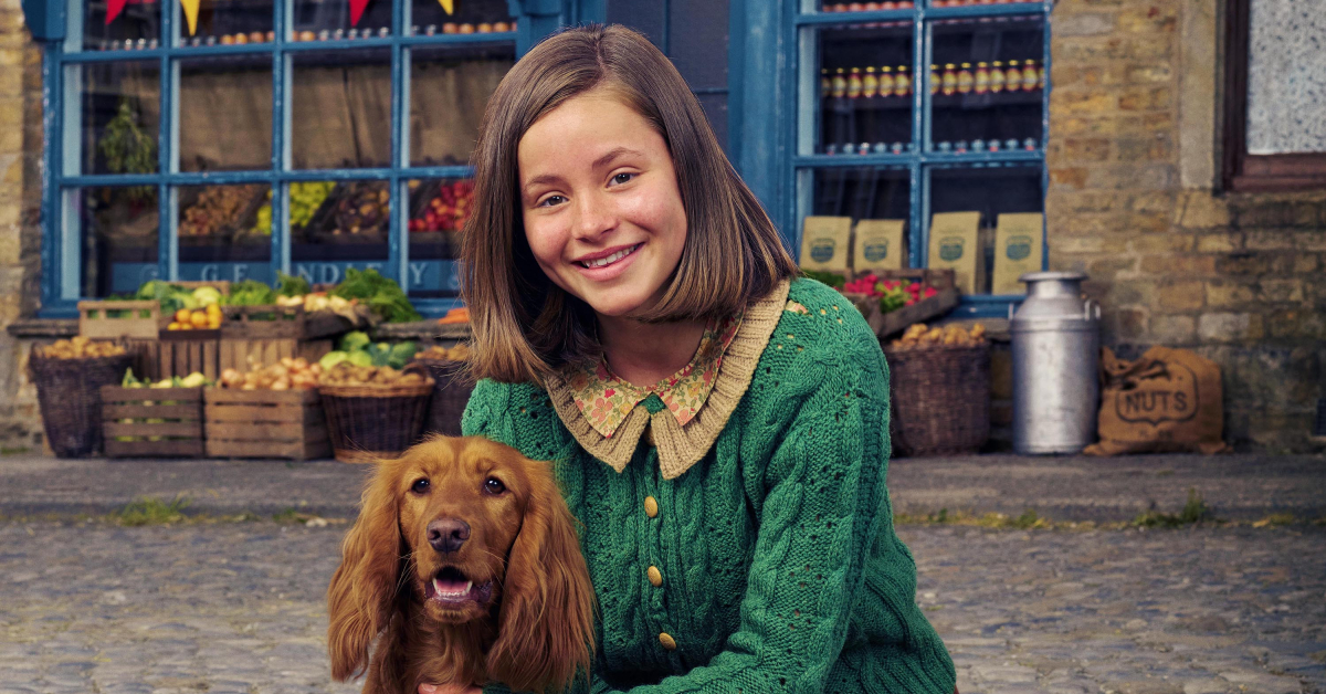 Harrogate student stars in second series of All Creatures Great and Small