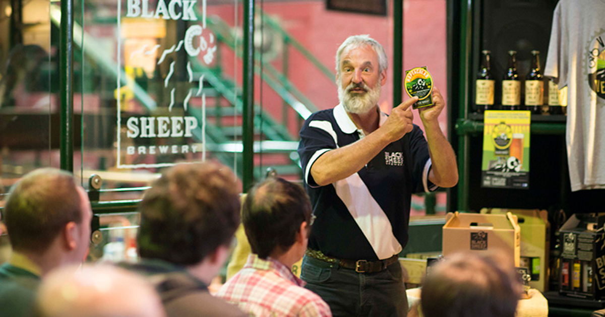 Masham brewery brings back tours after 18 months