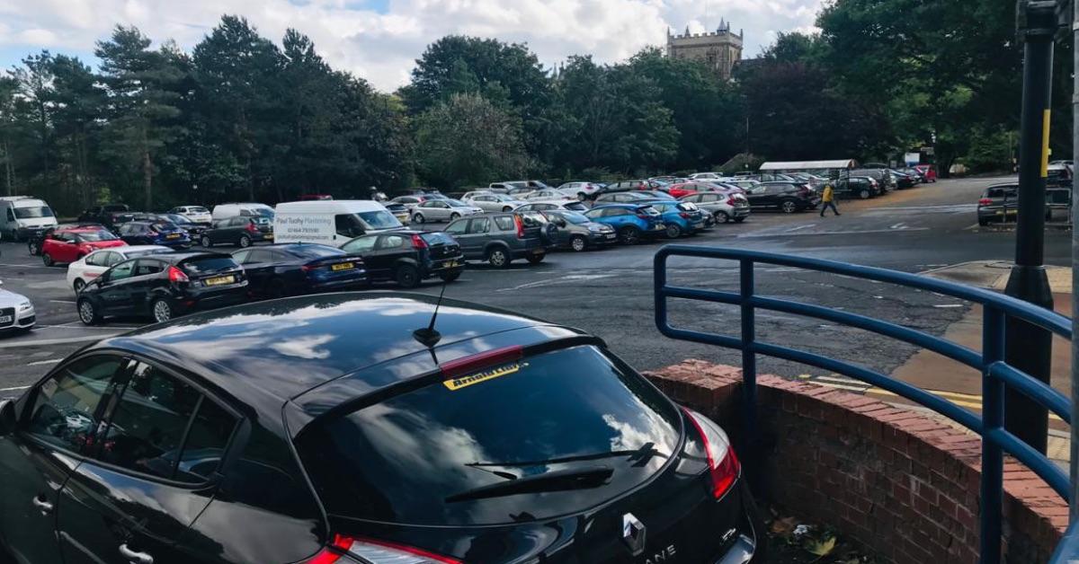 Ripon's biggest car park set for three-week resurfacing