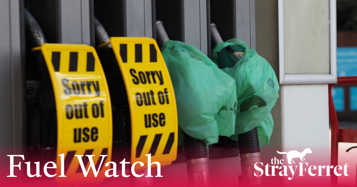 Fuel Watch: Which pumps are working across Harrogate district
