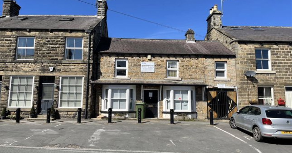 Plan to convert former Hampsthwaite surgery into a house