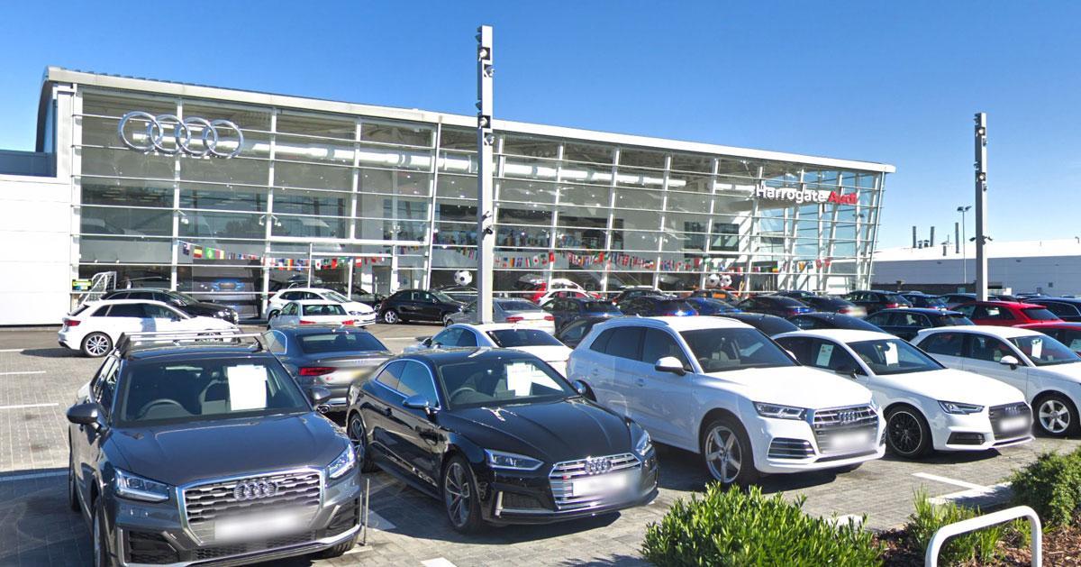 Knaresborough Audi plans to expand with new repair shop