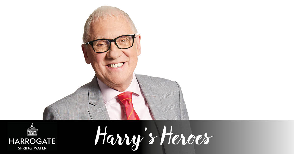 Harry Gration is on the hunt for local community heroes