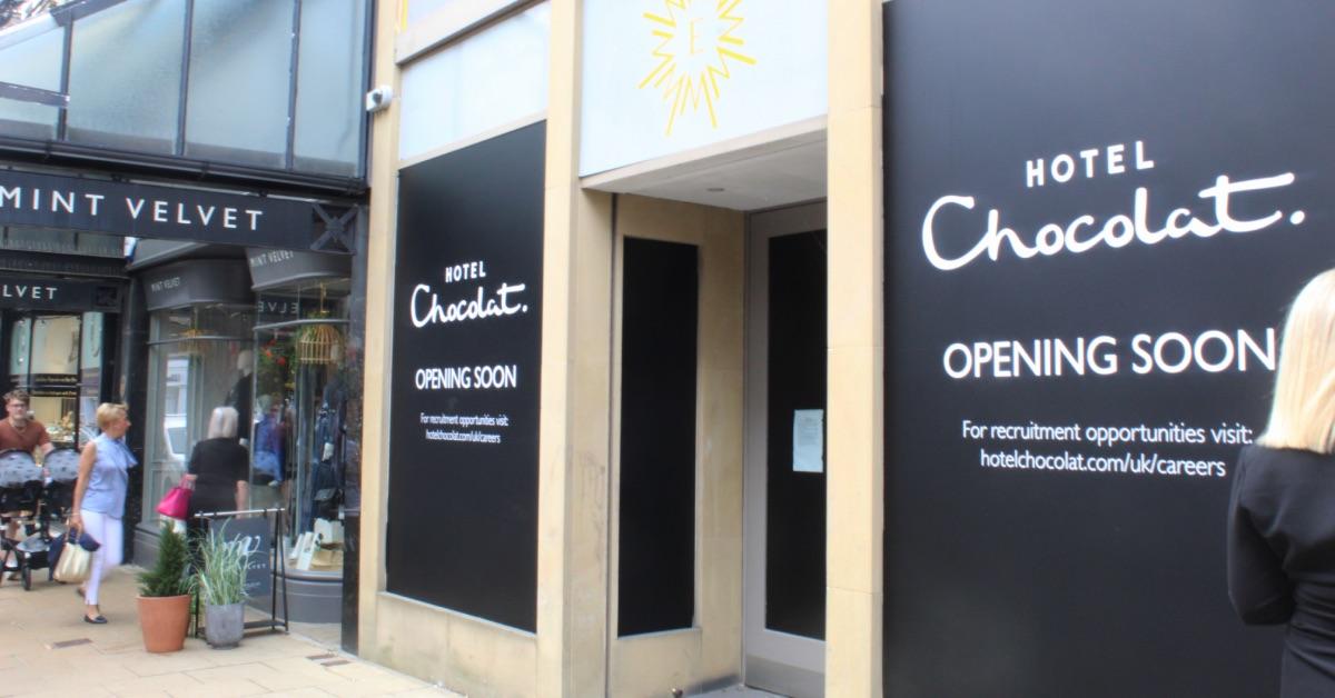 Hotel Chocolat to open cafe in Harrogate
