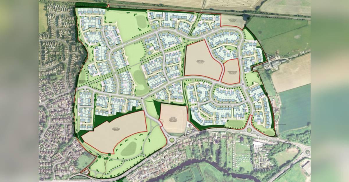 More homes added to 600-home Manse Farm development in Knaresborough