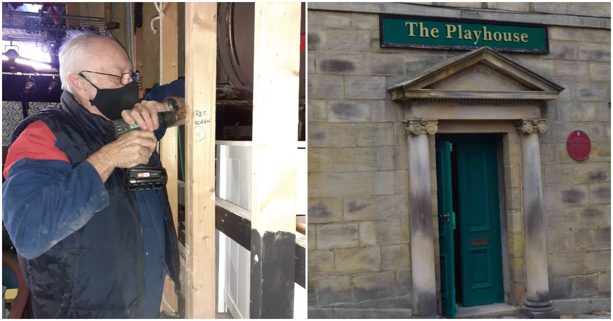 Pateley Playhouse re-opening delayed until spring