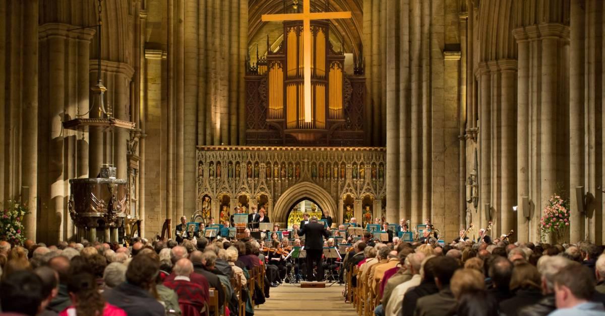The Lark Ascending to provide soaring return for Ripon orchestra