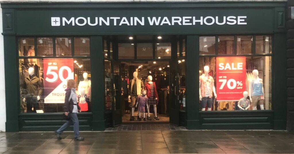 Photo of Mountain Warehouse