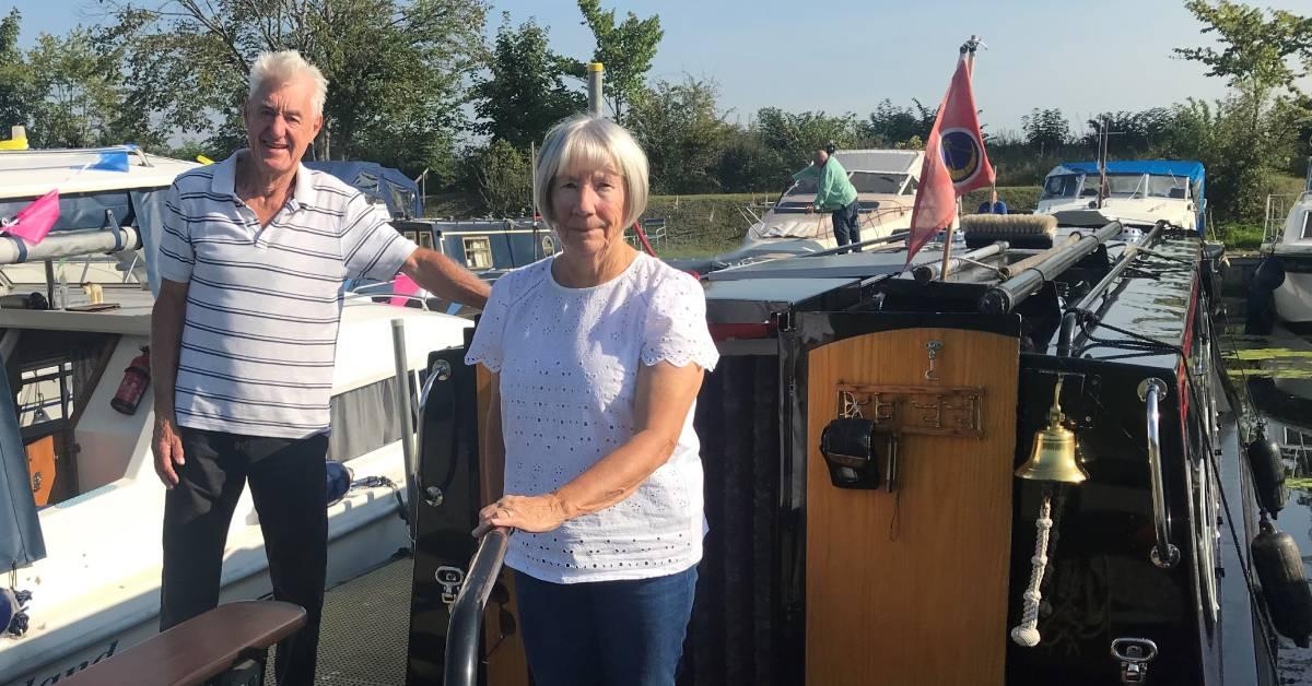 Still motoring aged 90: Ripon Motor Boat Club celebrates milestone