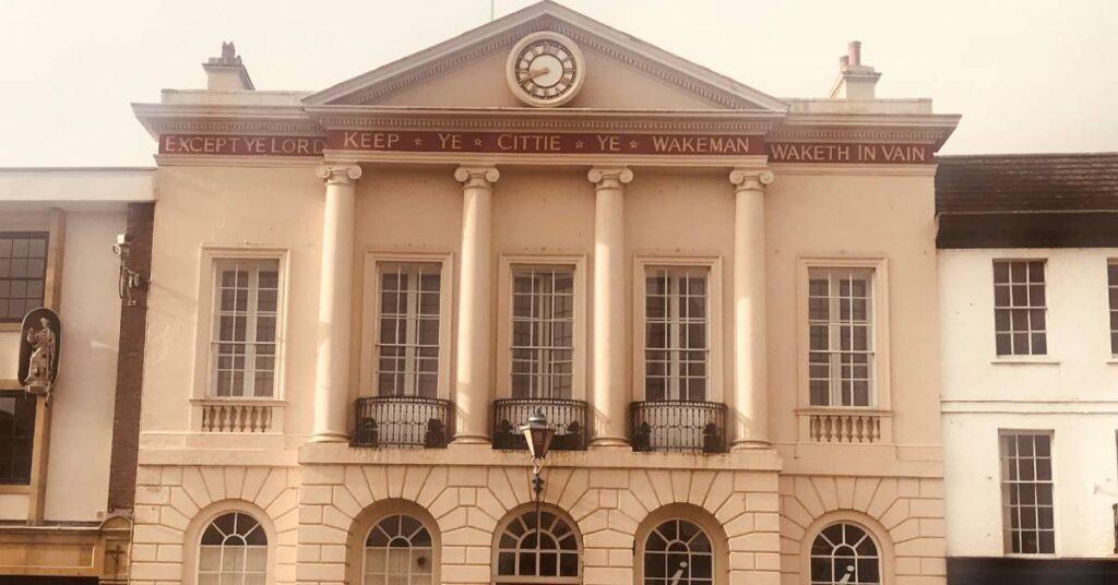 Photo of Ripon Town Hall