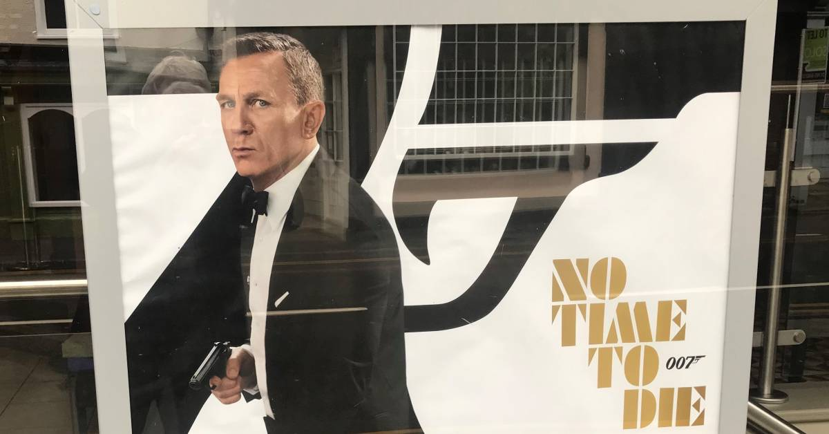 Curzon Ripon is back with a Bond blockbuster