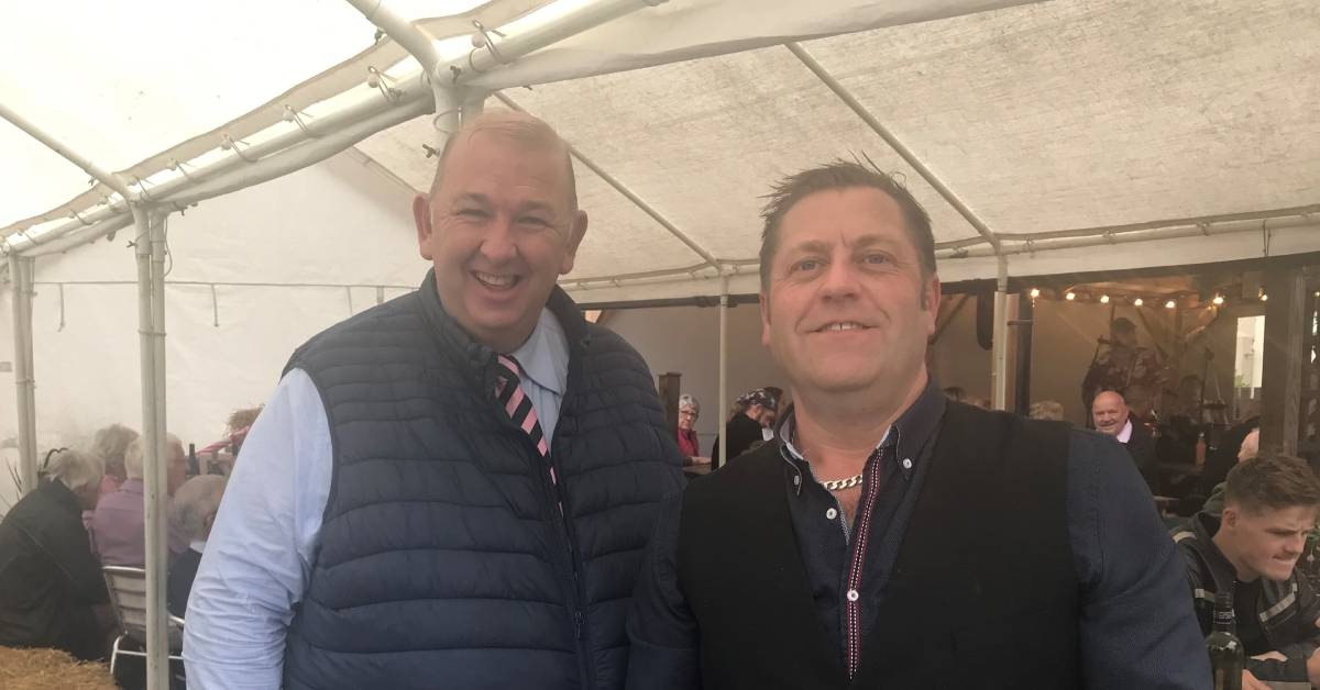 Ripon mayor's charity event proves a hit