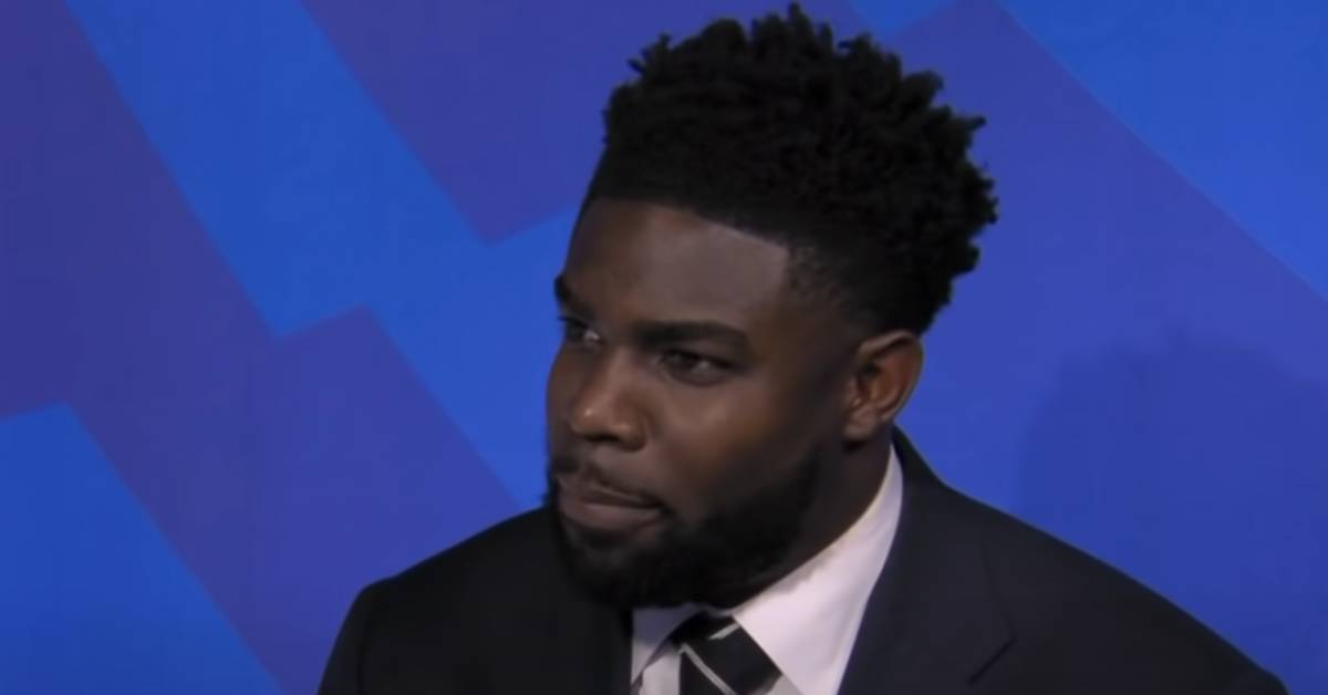 Micah Richards tackled by Harrogate council in bid to go green