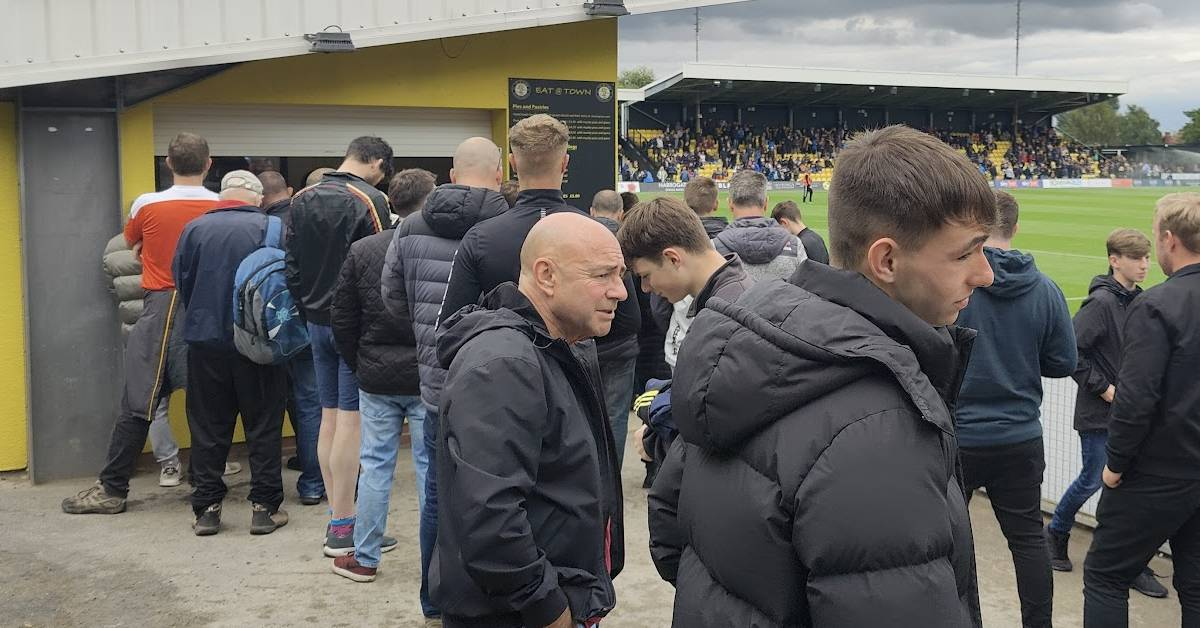 Harrogate Town Supporters Trust admits mistakes in early days