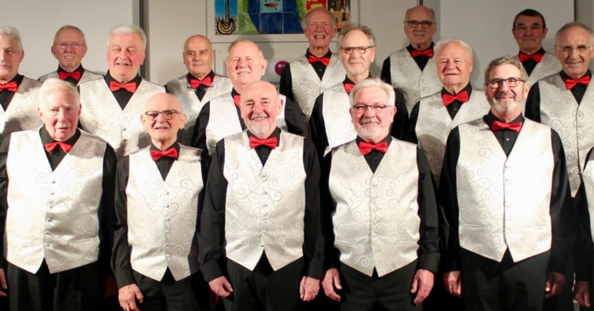 Your chance to learn barbershop singing in Harrogate