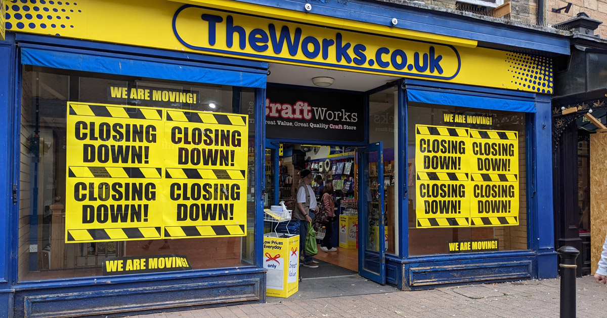 The Works reveals opening date for bigger Harrogate store
