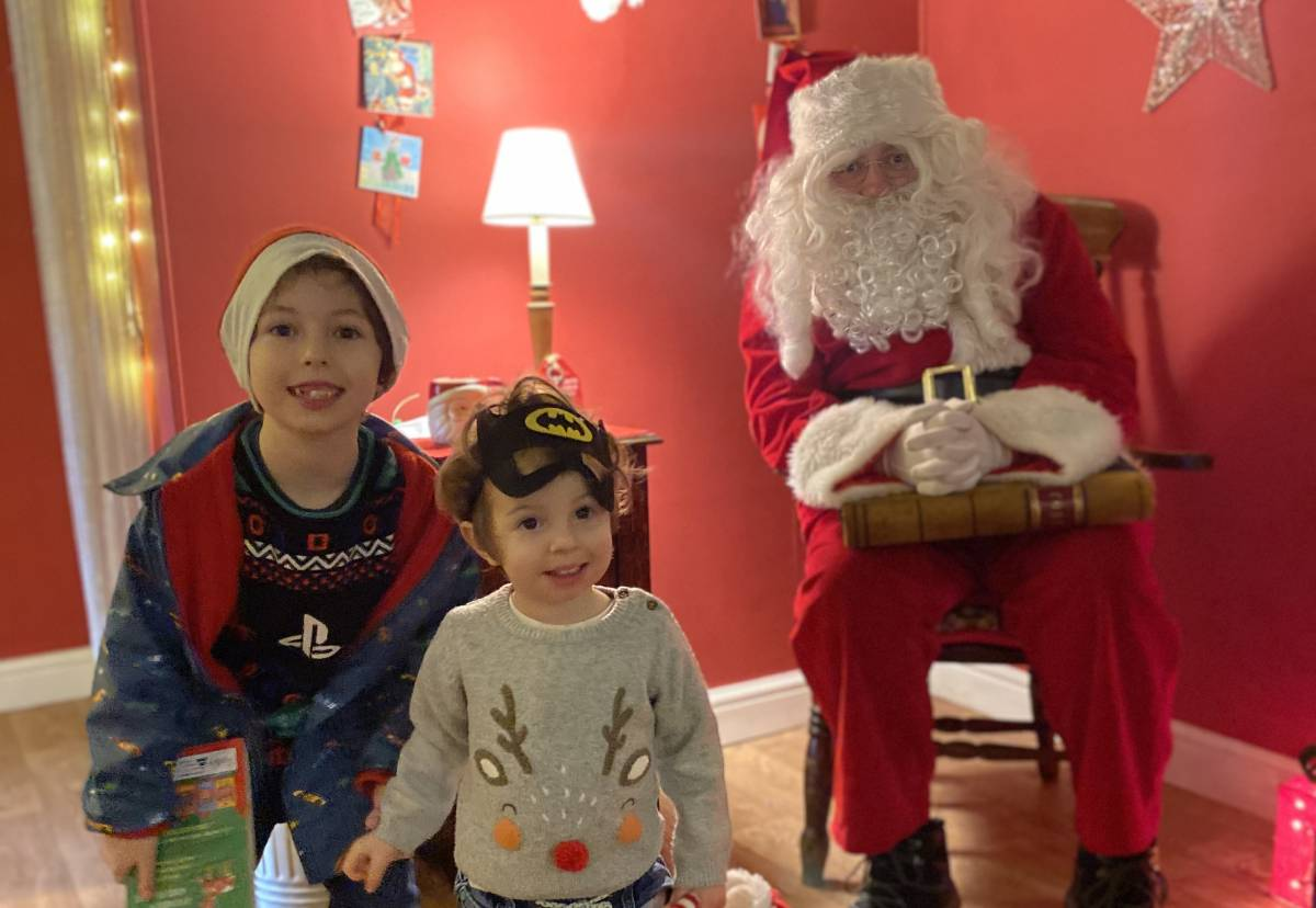 The September scramble to book Santa after a difficult year