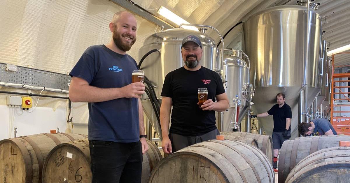 Top of the hops: Knaresborough brewery's road to Harrogate Beer Week